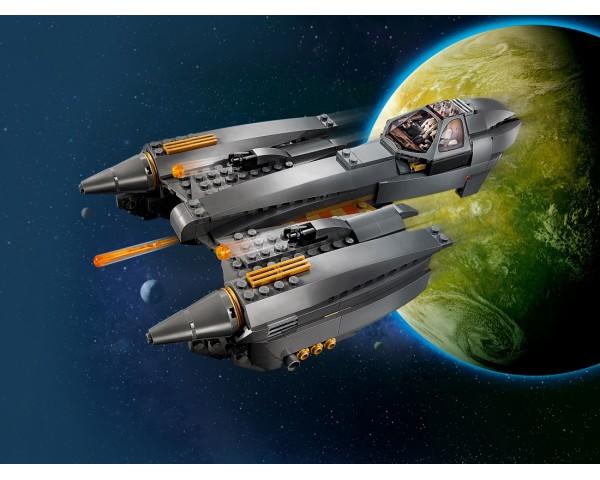 75286 Lego Star Wars Звёздный истребитель генерала Гривуса