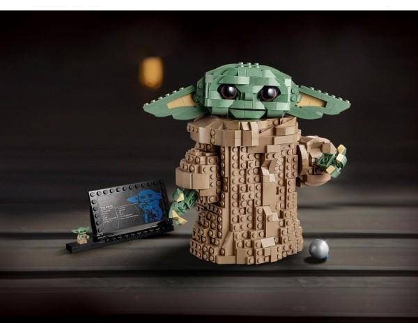 Конструктор LEGO Star Wars 75318 Малыш