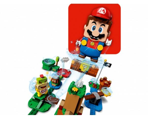 Купить 71360 Lego Super Mario Стартовый Набор