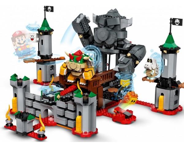 71369 Lego Super Mario Решающая битва в замке Боузера. Дополнительный набор
