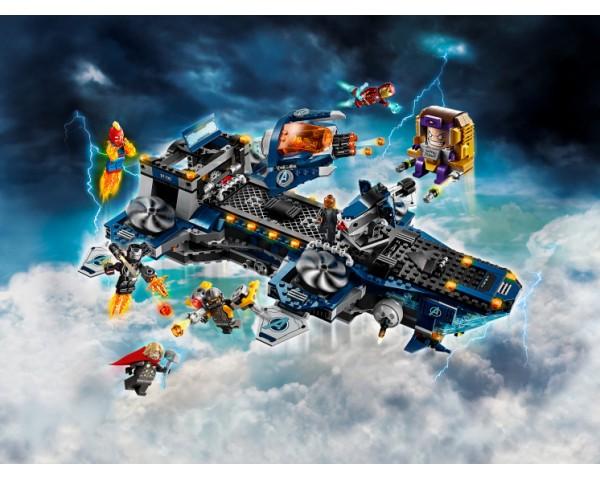 76153 Lego Super Heroes Геликарриер