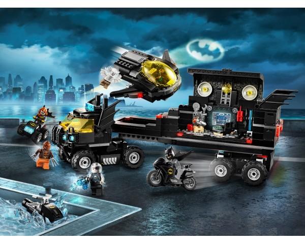 Купить 76160 Lego Super Heroes Мобильная база Бэтмена