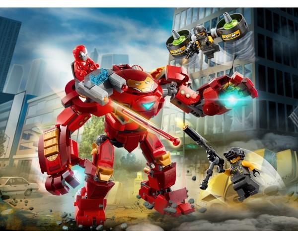 Купить 76164 Lego Super Heroes Халкбастер против агента А.И.М.