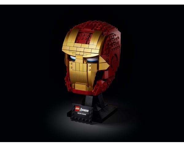 Купить 76165 Lego Super Heroes Шлем Железного человека