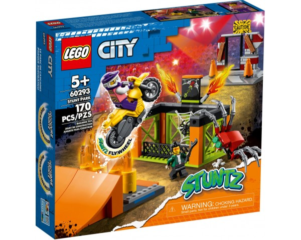 Конструктор LEGO City 60293 Парк каскадёров