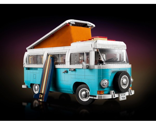 Конструктор LEGO 10279 Фургон Volkswagen T2 Camper