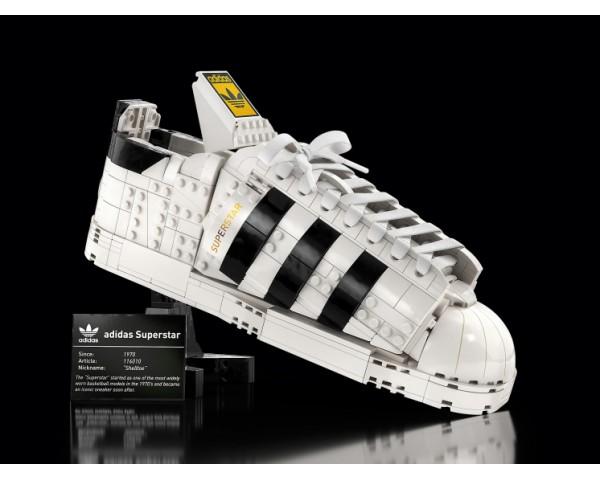 10282 Lego Кроссовок adidas Originals Superstar