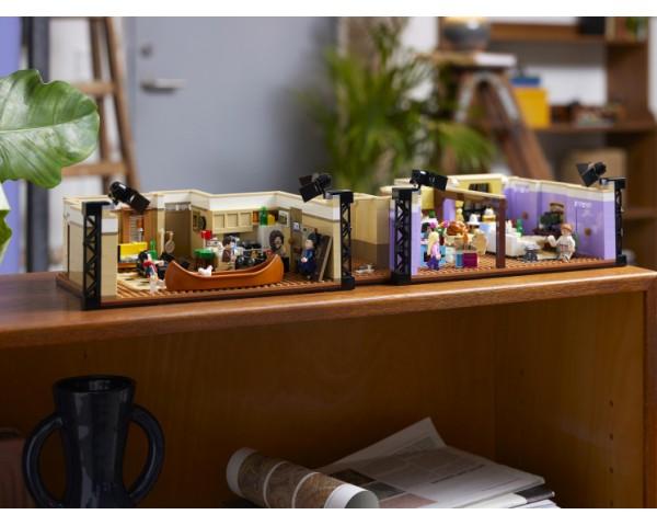 10292 Lego Квартиры героев сериала «Друзья»
