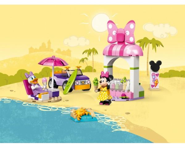 Конструктор LEGO Disney Mickey and Friends 10773 Магазин мороженого Минни