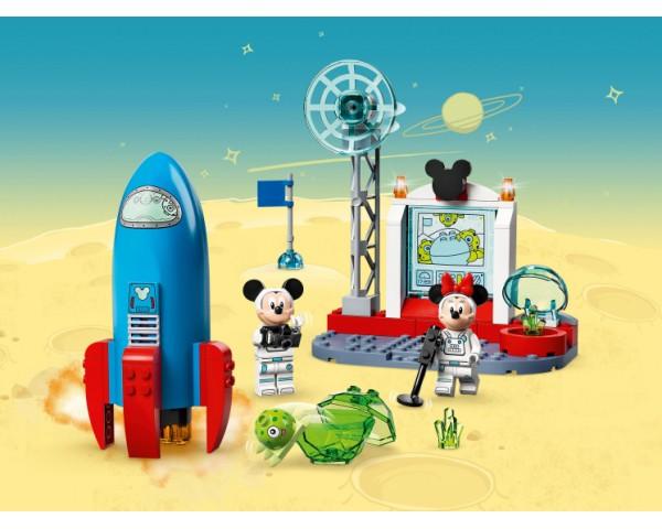 Конструктор LEGO Disney 10774 Космическая ракета Микки и Минни