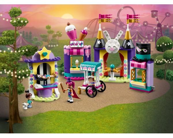 Конструктор LEGO Friends 41687 Киоск на волшебной ярмарке