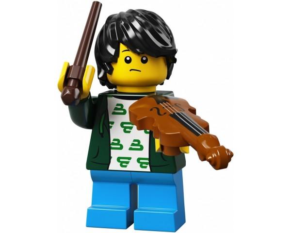 LEGO Minifigures 71029 Мальчик со скрипкой