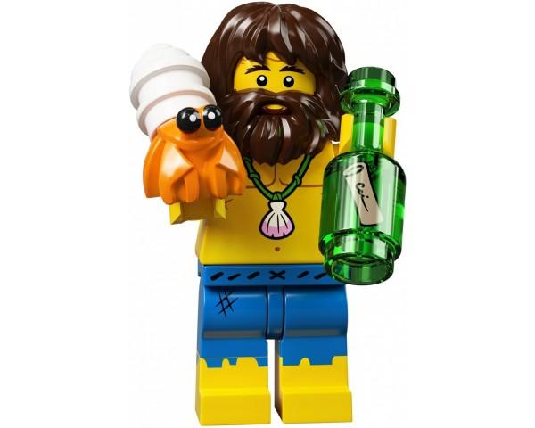 LEGO Minifigures 71029 Потерпевший кораблекрушение