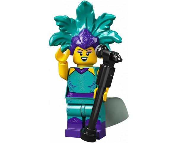 LEGO Minifigures 71029 Звезда кабаре
