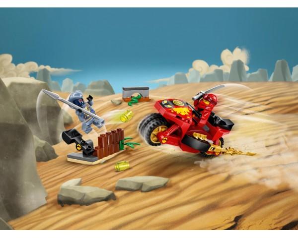 Конструктор LEGO Ninjago 71734 Мотоцикл Кая