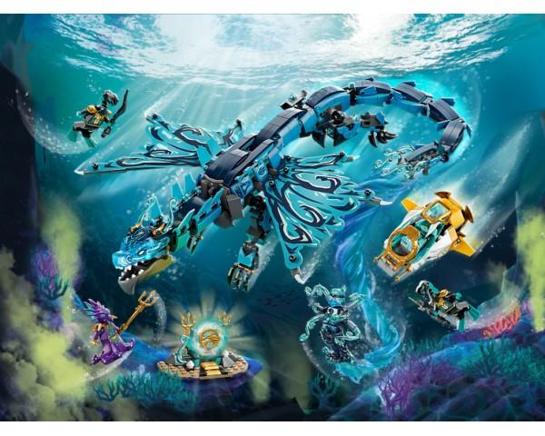 Конструктор LEGO Ninjago 71754 Водный дракон
