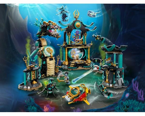 Конструктор LEGO Ninjago 71755 Храм Бескрайнего моря