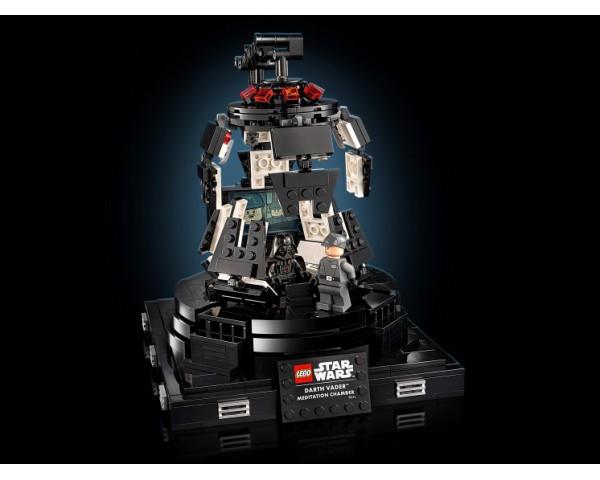 Конструктор LEGO Star Wars 75296 Камера для медитаций Дарта Вейдера