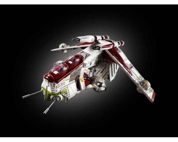 Конструктор LEGO Star Wars 75309 Боевой корабль Республики