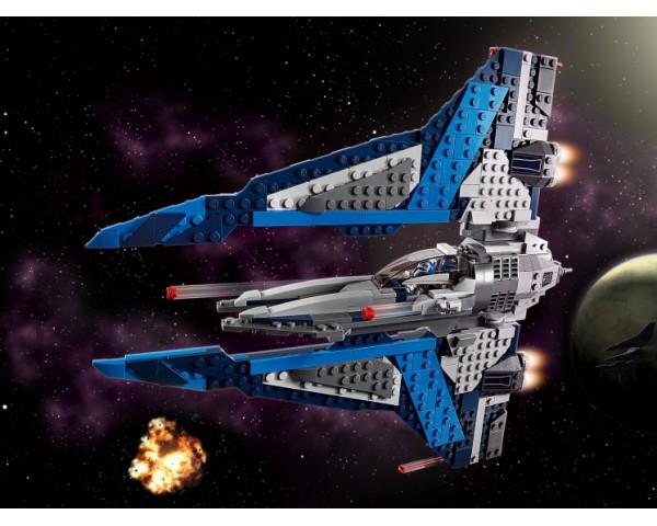 Конструктор LEGO Star Wars 75316 Звездный истребитель мандалорцев