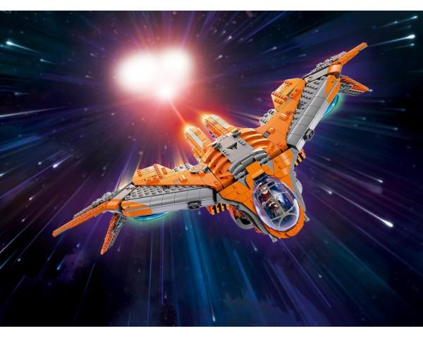 Конструктор LEGO Super Heroes 76193 Корабль Стражей