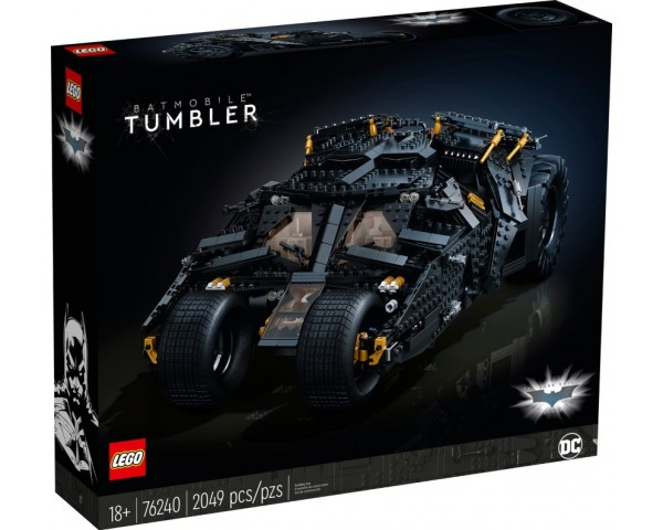 Конструктор LEGO Super Heroes 76240 Бэтмобиль Тумблер LEGO DC Batman