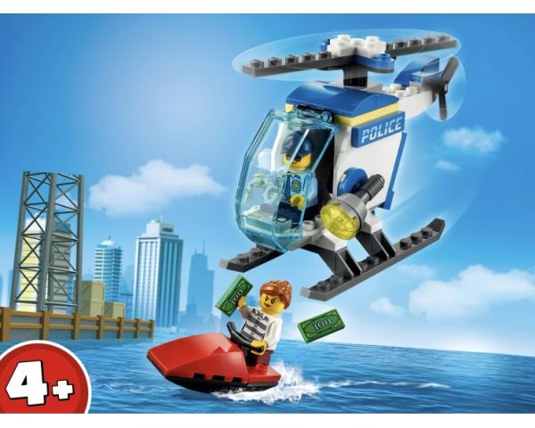 Конструктор LEGO City 60275 Полицейский вертолёт