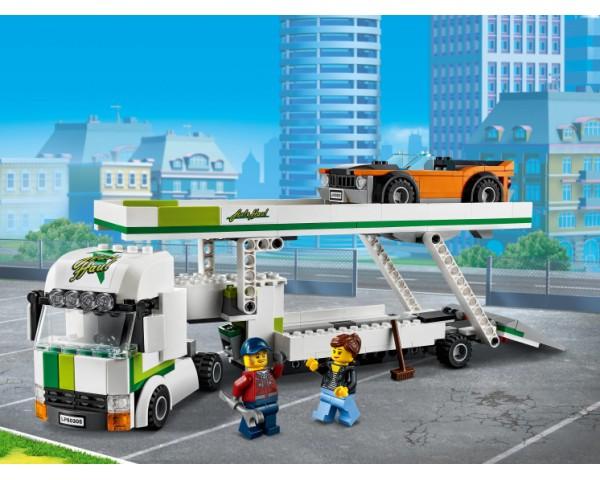 Конструктор LEGO City 60305 Автовоз