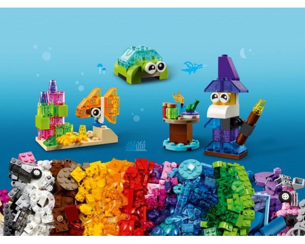 11013 Lego Classic Прозрачные кубики