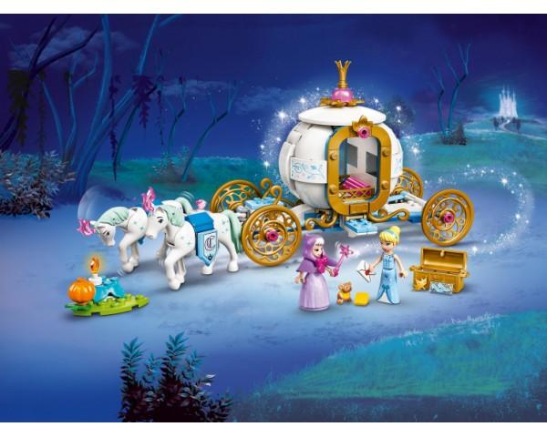 Конструктор LEGO Disney Princess 43192 Королевская карета Золушки