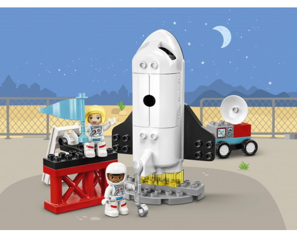10944 Lego Duplo Экспедиция на шаттле