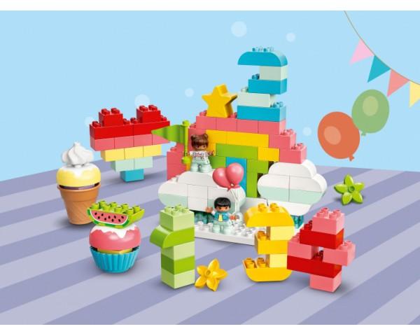 Конструктор LEGO Duplo 10958 Веселый день рождения