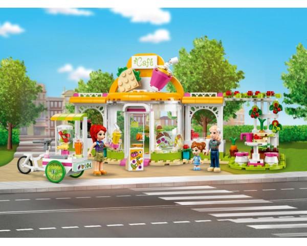Конструктор LEGO Friends 41444 Органическое кафе Хартлейк-Сити