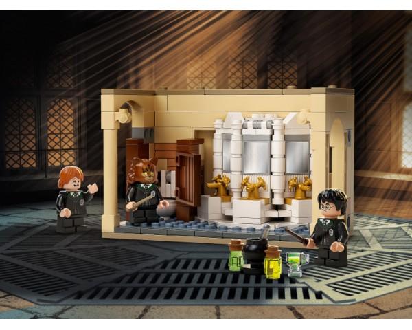Конструктор LEGO Harry Potter 76386 Хогвартс: ошибка с оборотным зельем