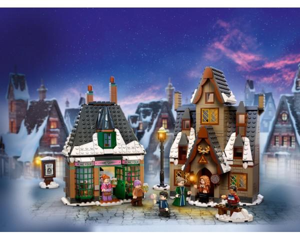 Конструктор LEGO Harry Potter 76388 Визит в деревню Хогсмид