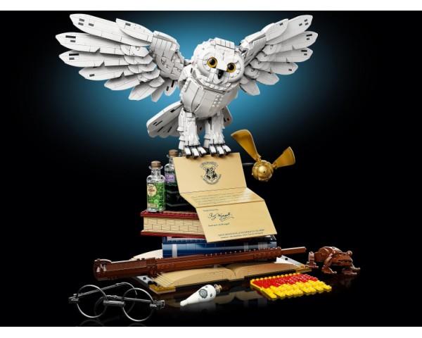 Конструктор LEGO Harry Potter 76391 Символы Хогвартса: коллекционное издание