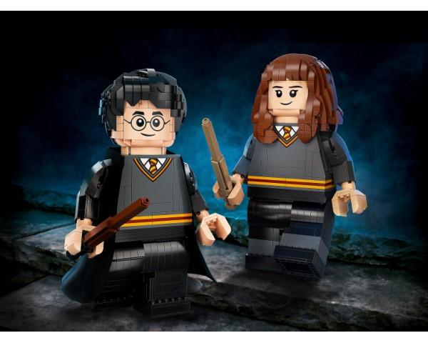 Конструктор LEGO Harry Potter 76393 Гарри Поттер и Гермиона Грейнджер