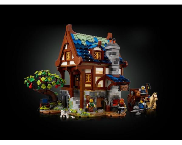 Конструктор LEGO Ideas 21325 Средневековая кузница
