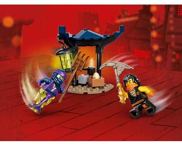 71733 Lego Ninjago Легендарные битвы: Коул против Призрачного Воина