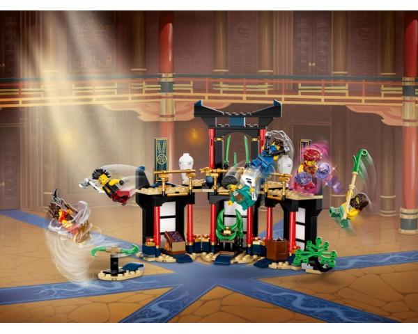 Конструктор LEGO Ninjago 71735 Турнир стихий