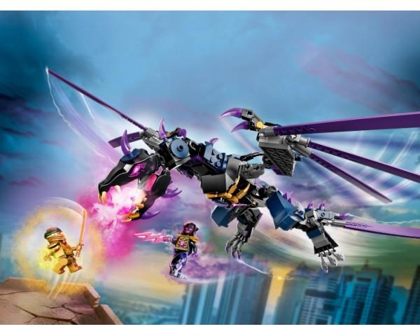 Конструктор LEGO Ninjago 71742 Дракон Оверлорда