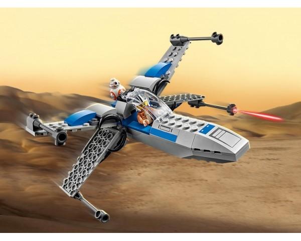 Конструктор LEGO Star Wars 75297 Истребитель Сопротивления типа X