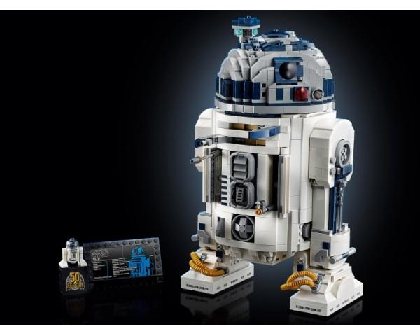 Конструктор LEGO Star Wars 75308 Конструктор R2-D2