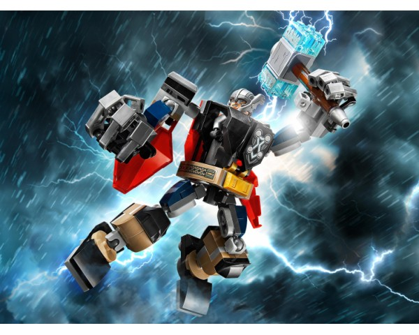 Конструктор LEGO Super Heroes 76169 Тор: робот
