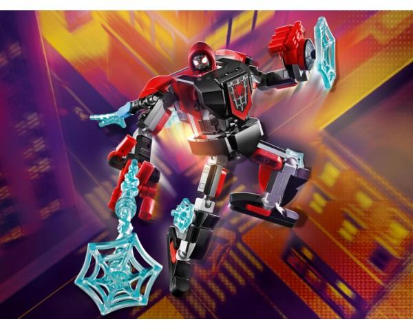 Конструктор LEGO Super Heroes 76171 Майлс Моралес: Робот