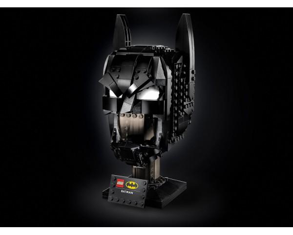Конструктор LEGO Super Heroes 76182 Маска Бэтмена