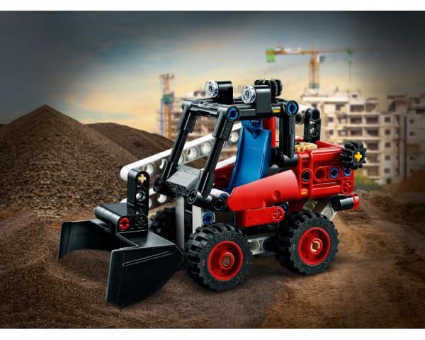 Конструктор LEGO Technic 42116 Фронтальный погрузчик