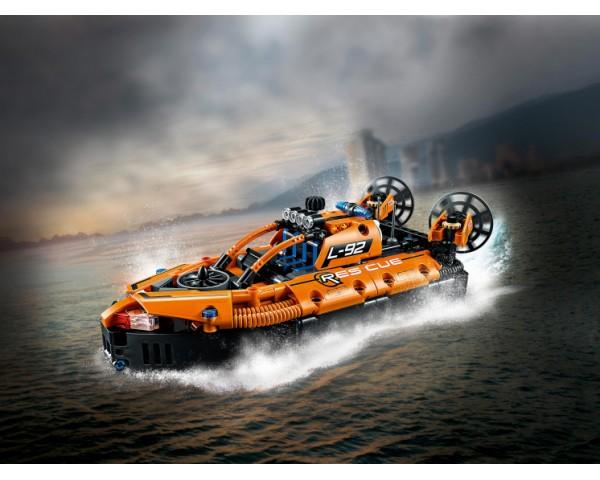 Конструктор LEGO Technic 42120 Спасательное судно на воздушной подушке