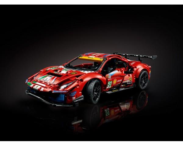 Конструктор LEGO Technic 42125 Ferrari 488 GTE Corse 51
