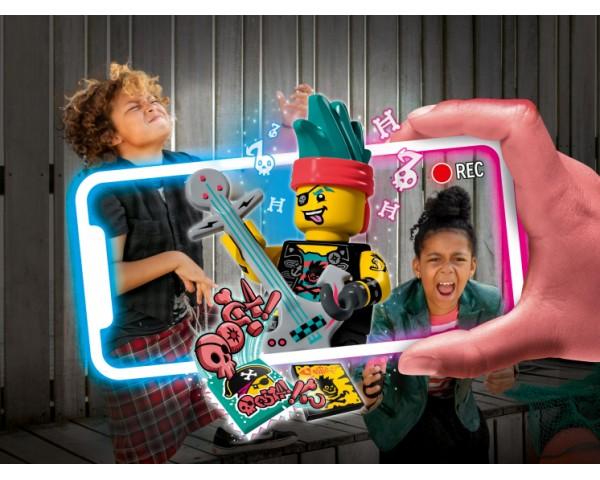 Конструктор LEGO Vidiyo 43103 Битбокс Пирата Панка